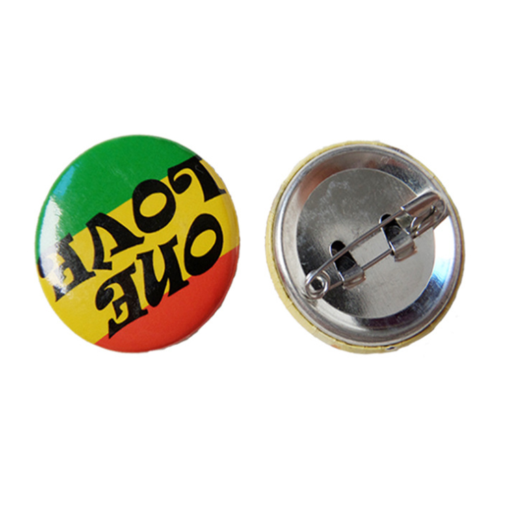 Personalized Button Badge