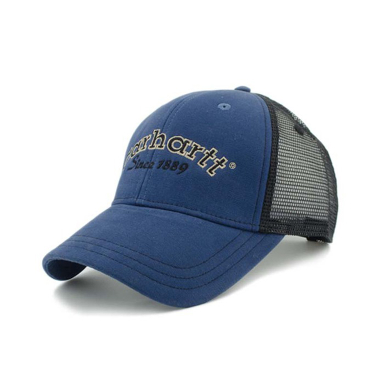 bac192dc433 Customized Promotional Mesh Cap for Summer ...