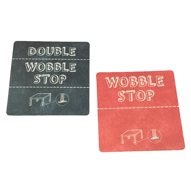 Square Reusable Absorbent Paper Beer Wine Coaster Custom